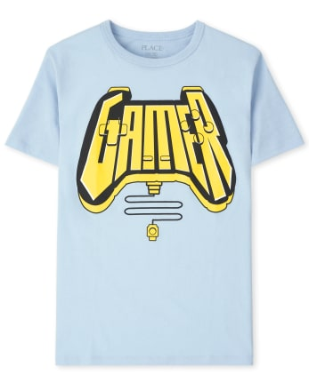 Boys Gamer Graphic Tee
