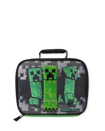 Boys Minecraft Lunch Box