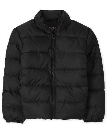 Boys Puffer Jacket