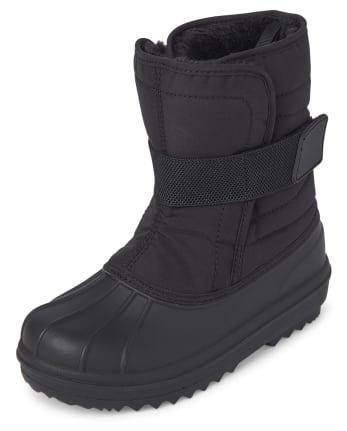 Unisex Kids Snow Boots