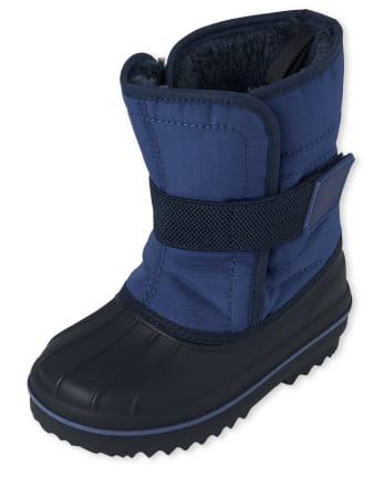 Eva's Pick - Toddler Boys Snow Boots