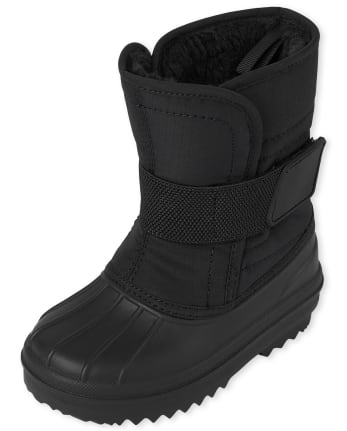 Unisex Toddler Snow Boots