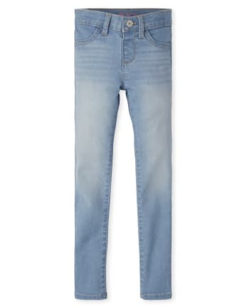 Niñas legging jeans