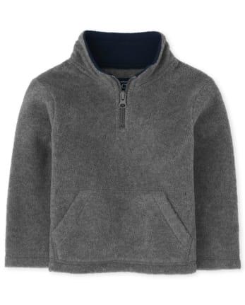 Unisex Toddler Glacier Fleece Half Zip Pullover
