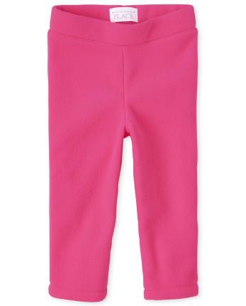 Toddler Girls Glacier Fleece Pants