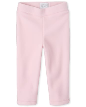 Pantalones de vellón Glacier para niñas pequeñas