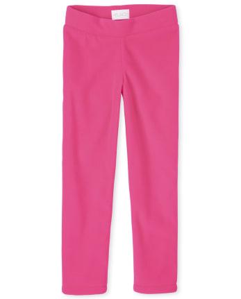 Girls Glacier Fleece Pants