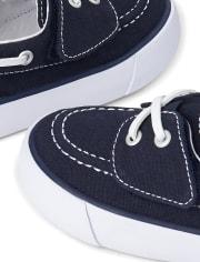 Boys Boat Shoes - Spring Jubilee