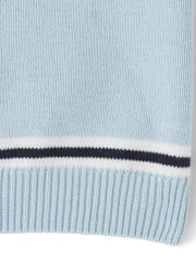 Boys Argyle Sweater Vest - Spring Jubilee