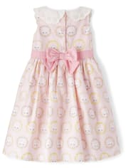 Girls Bunny Dress - Spring Jubilee