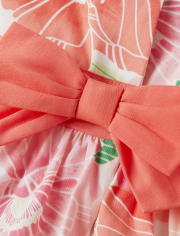 Girls Floral Dress - Fairy Blossom