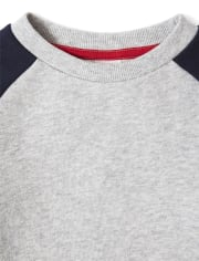 Boys Raglan Sweatshirt - Every Day Play