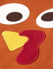 Unisex Turkey Cotton 2-Piece Pajamas - Gymmies
