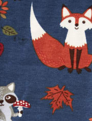 Boys Harvest Cotton 2-Piece Pajamas - Gymmies