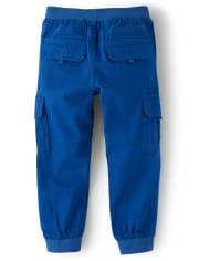 Boys Cargo Pants - Demolition Dude
