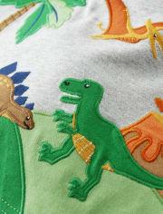 Boys Dino Top - Dino Roar