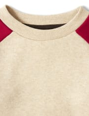 Boys Colorblock Sweatshirt - Moose Mountain
