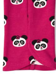 NWT Gymboree Animal Party Striped Panda Leggings 12-18M,2T 3T 4T 5T