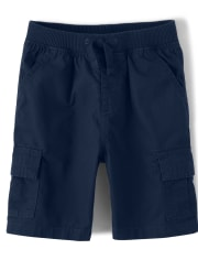 Boys Knit Waist Pull On Shorts