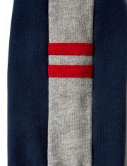 Boys Side Stripe Jogger Pants - All Aboard