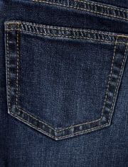 Boys Stretch 5 Pocket Jeans