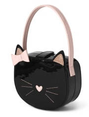 Girls Cat Bag - Puuurfect In Paris