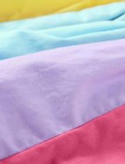 Girls Rainbow Skort - Sunshine Time