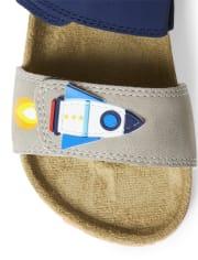 Unisex Space Sandals - Future Astronaut