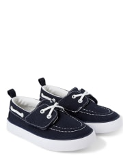 Boys Boat Shoes - Country Club
