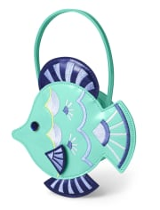 Girls Fish Bag - Island Getaway