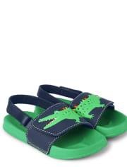 Boys Alligator Slides - Critter Camp