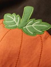 Boys Pumpkin Hoodie - Lil Pumpkin