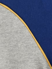 Boys Embroidered Football Sweatshirt - Future MVP