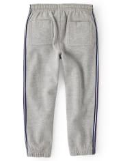 Boys Side Stripe Jogger Pants - Future MVP