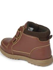 Boys Corduroy Boots