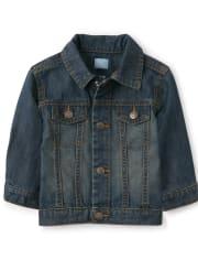 Unisex Baby Denim Jacket