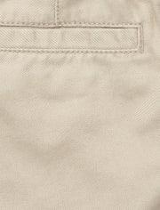 Baby And Toddler Boys Uniform Chino Pants
