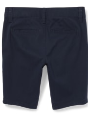 Girls Uniform Chino Shorts