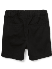 Toddler Boys Uniform Chino Shorts