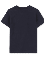 Baby And Toddler Boys Uniform Basic Layering Tee