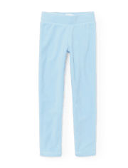 The Childrens Place Girls Glacier Fleece Pants