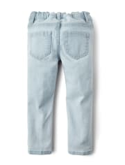 Baby And Toddler Girls Basic Skinny Jeans