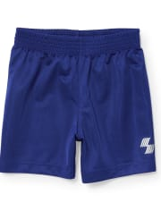 Toddler Boys Mix And Match Basketball Shorts