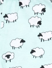 Unisex Baby Counting Sheep Pants 4-Pack