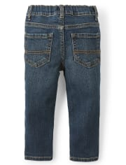 Baby And Toddler Boys Basic Skinny Stretch Jeans
