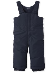 The Childrens Place Baby Boys Toddler Snow Overalls