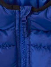 Toddler Boys Puffer Jacket