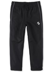 The Childrens Place Boys Mix And Match Wind Pants
