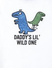 Baby Boys Reptile Bodysuit 5-Pack