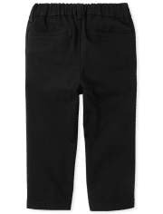 Baby And Toddler Boys Stretch Skinny Chino Pants